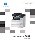 Minolta Printers Manual