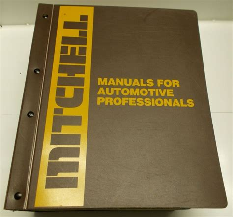 Mitchell Import Electrical Repair Manual