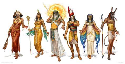 Mitologia E Dei Dellantico Egitto