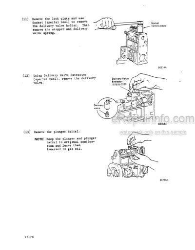 Mitsubishi 4d31 Engine Manual