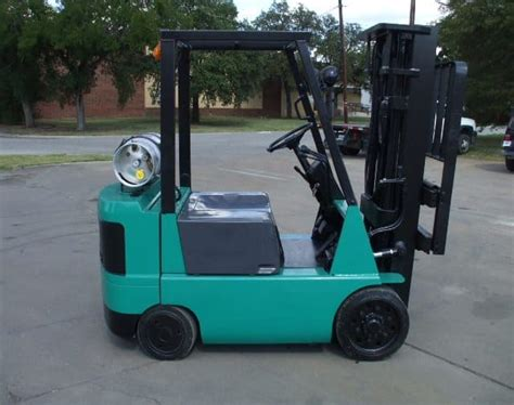 Mitsubishi Forklift Fgc20 Manual