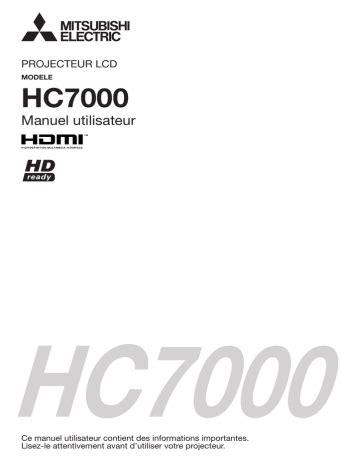 Mitsubishi Hc7000 Manual