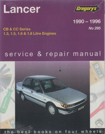 Mitsubishi Lancer1990 Repair Manual