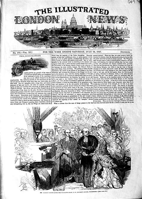 Mlle 1847 Burdett Coutts Stephens Church Westminster