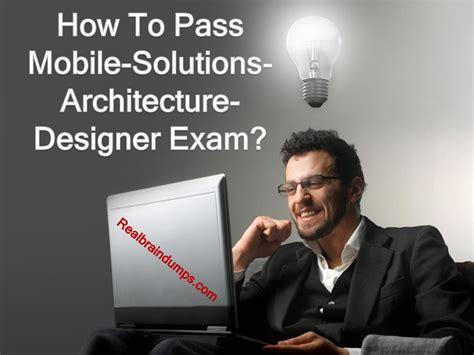 Mobile-Solutions-Architecture-Designer Prüfung