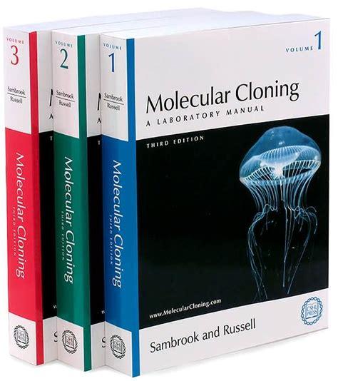 Molecular Cloning A Laboratory Manual