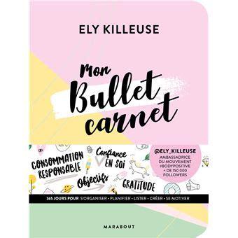 Mon Bullet Carnet Body Positive Avec Ely Killeuse