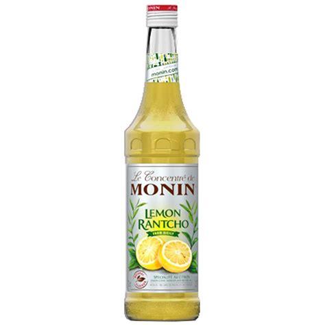 Monin Lemon Rantcho 700ml