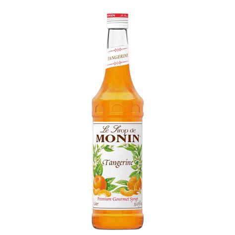 Monin Mandarine Tangerine Syrup 700ml