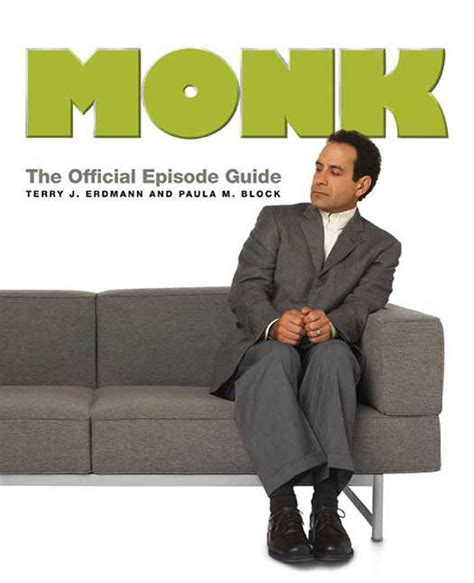 Monk The Official Episode Guide
