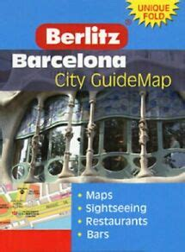 Montreal Berlitz Guidemap International City Guidemaps