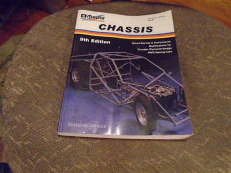 Mopar Chassis Manual