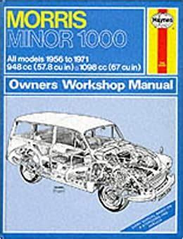 Morris Minor Manual