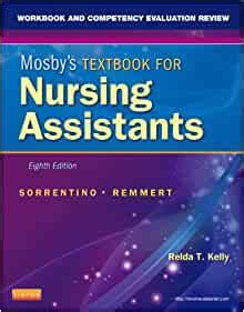 Mosby For Nursing Assistants Study Guide