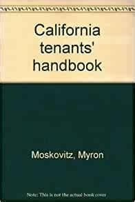 Moskovitz Tenant Defense Manual