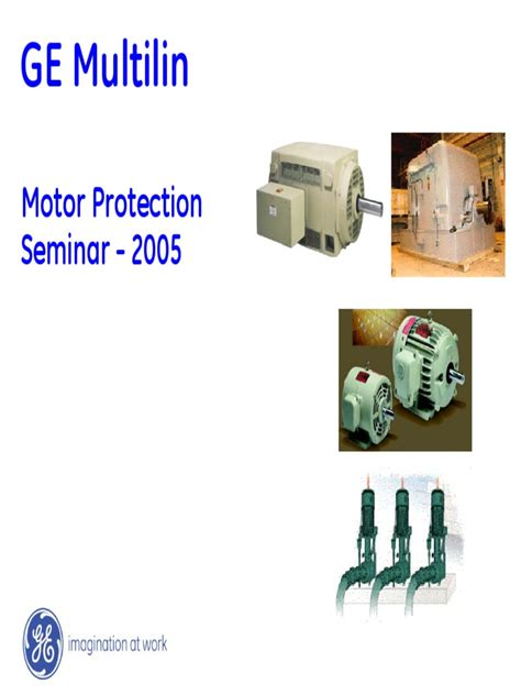 Motor Protection Setting Guide