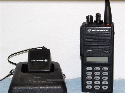 Motorola Mtx Manual