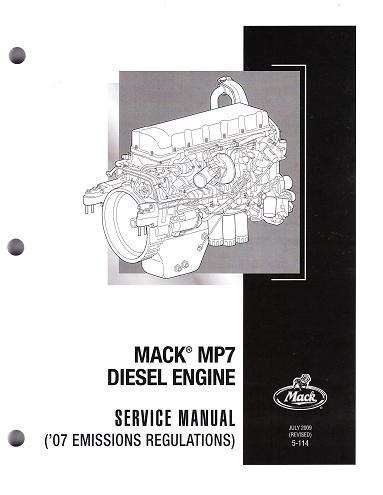 Mp7 Engine Manual