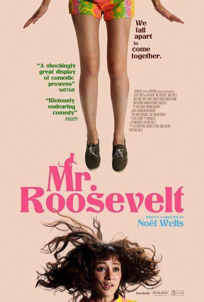 Mr. roosevelt (2017) online