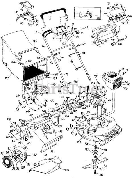 Mtd Walk Behind Mower Transmission Repair Manual
