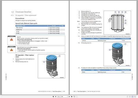 Mtu 12v 2015 Engine Service Manual