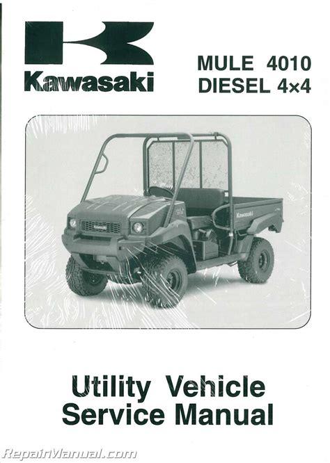 Mule 4010 Gas Manual