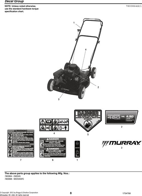 Murray 25 Lawn Tractor Manual