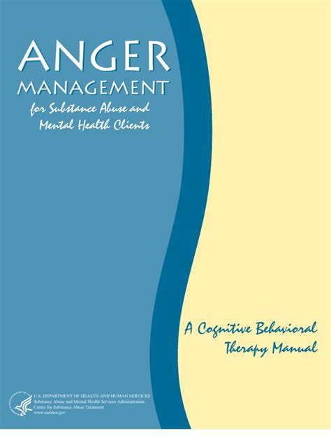 Music Therapy For Anger Problems Manual
