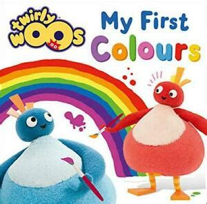 My First Colours Twirlywoos