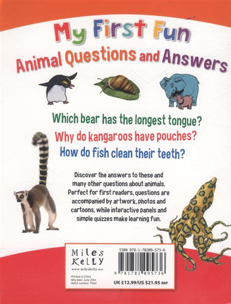 My First Questions and Answers