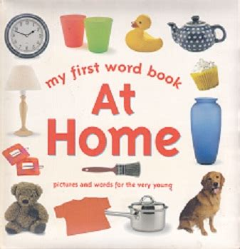 My First Word Book Treasure House