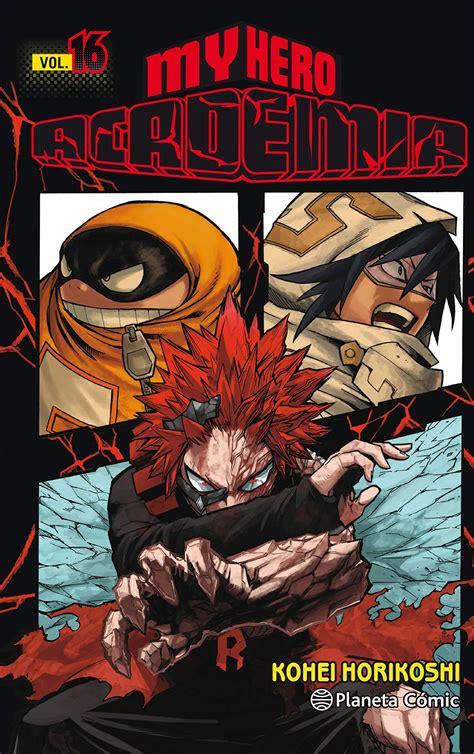 My Hero Academia No 16 210 Manga Shonen