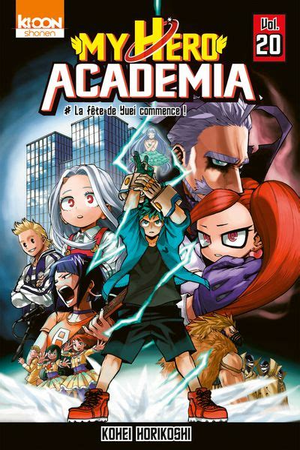 My Hero Academia No 17 210 Manga Shonen