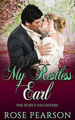 My Restless Earl The Duke S Daughters Book 2 English Edition