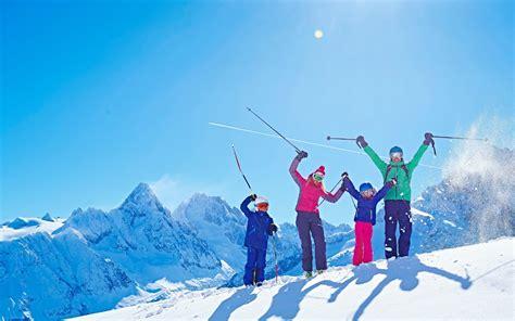 My Skiing Holiday