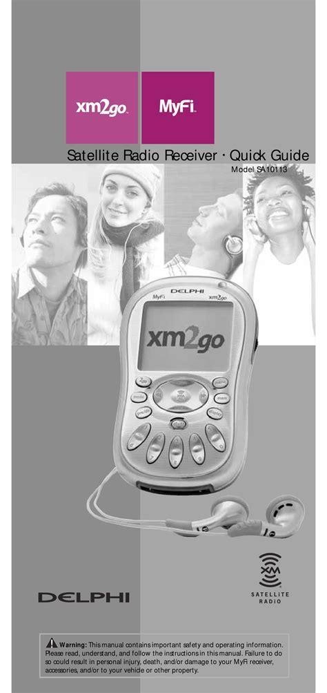 Myfi Xm2go Manual