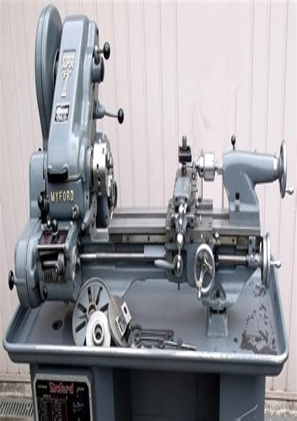 Myford Ml Super 7 Manual