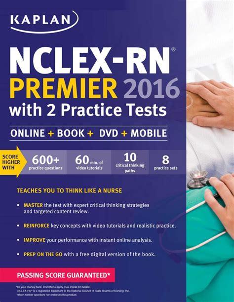 NCLEX-RN PDF Testsoftware