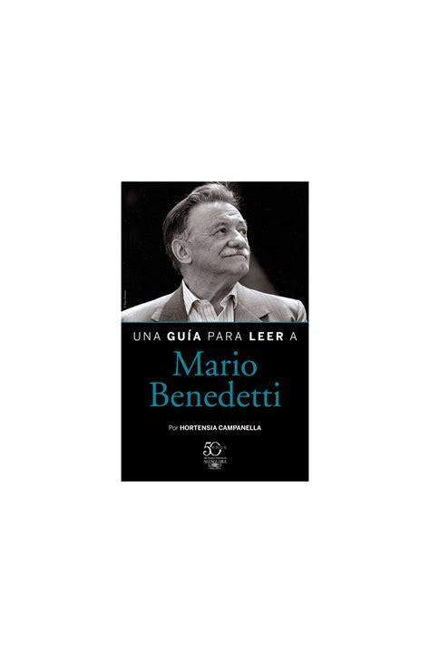Na Guia Para Leer A Mario Benedetti