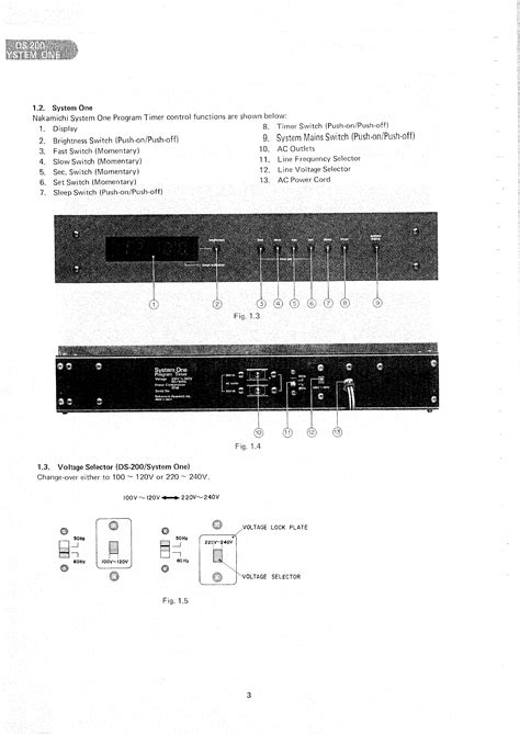 Nakamichi Ds 100 Ds 200 Service Manual