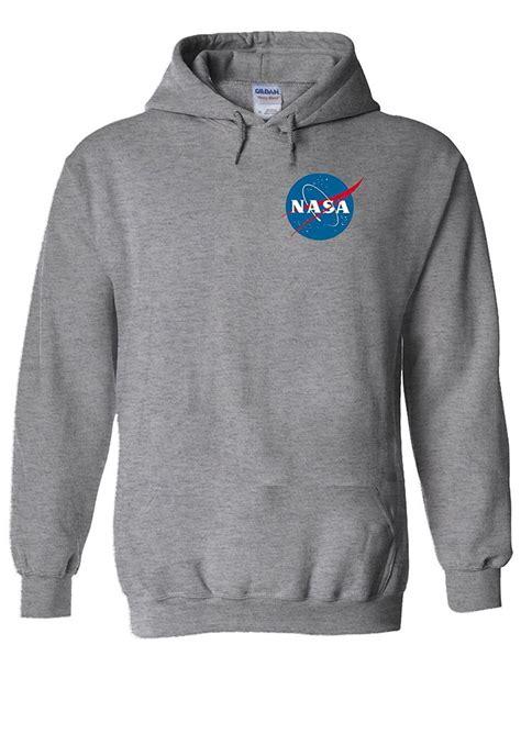 Nasa National Space Packet Pocket America Black White Men Women Unisex Shirt Sleeve Baseball T Shirt