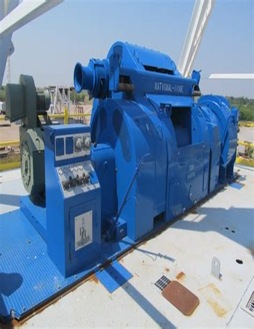 National 110 Drawworks Service Manual
