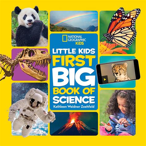 National Geographic Little Kids First Big Book Of Who National Geographic Kids Little Kids
