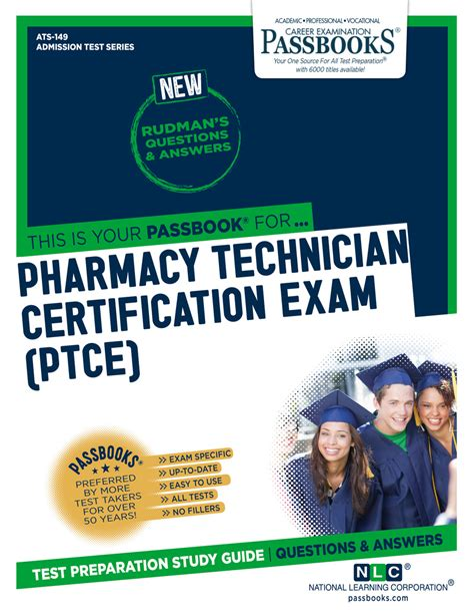 National Pharmacy Technician Certification Study Guide 2013