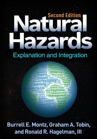 Natural Hazards Second Edition Explanation And Integration