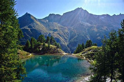 Nature suisse 2019: Les paysages de Suisse, un plaisir pour les yeux !