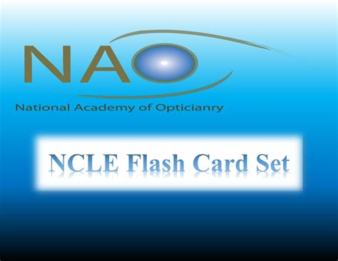 Ncle Study Guide