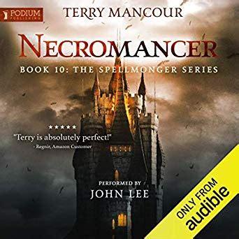 Necromancer (The Spellmonger, #10)
