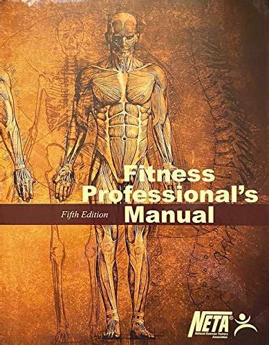 Neta Fitness Professional S Manual