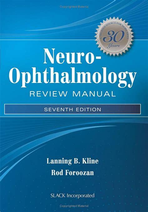 Neuro Ophthalmology Manual